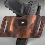 Versacarry Exotic Water Buffalo Leather Holster