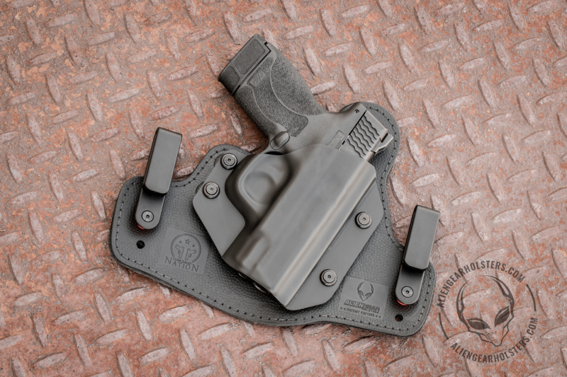 Alien Gear Holsters Cloak Tuck 3_0 Concealed Nation Edition Holster