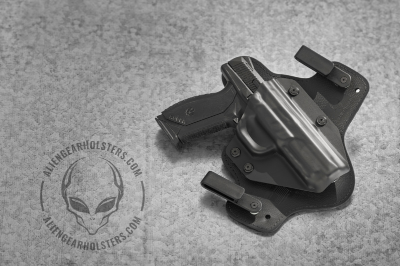 Alien Gear Holster for the Ruger American