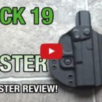 HTC Glock EVO Holster Review