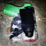 Scout Concealment Glock 43 IWB Holster