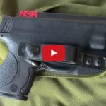 NSR Tactical C-1 Kydex Holster for Appendix Carry