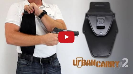 Urban carry holster - 2 part 3