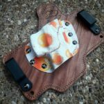 White Hat Holsters Bacon and Eggs IWB Hybrid Holster