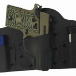 Gold Star Holsters HOT ROD Center Console Holster