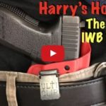 Harrys Holsters Insider IWB Holster for AIWB and Strong Side Carry