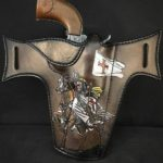 MacGregor Customs Knights Templar Holster for Ruger Blackhawk