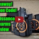 Renaissance Firearms Holsters and Magazine Carriers