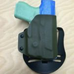 Wolf Hollow Tactical Glock 42 OWB Holster