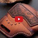 Boriqua Leather Holster for Beretta 92 Compact