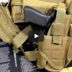 Condor Tornado Tactical Leg Holster