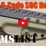 G-Code SOC RTI Holster