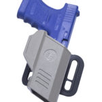 Elite Survival Systems CR Secure Auto-Locking Retention Holster - Gray
