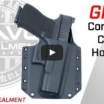 Glock Concealed Carry Holsters by Bravo Concealment