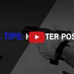 Holster Position Tips