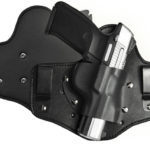Kinetic Concealment Multi-layered Hybrid Holster