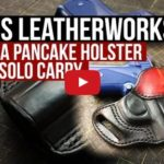 Making a Pancake Leather Holster