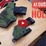 A1CustomTac IWB Holster for Glock 43