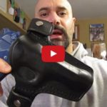 Beretta 92 Leather Holster