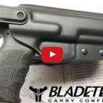Blade-Tech WRS Level 2 Duty Holster