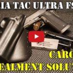Carolina Concealment Solutions OWB Kydex Holster