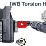Drawing from the Bravo Concealment DOS Torsion Holster