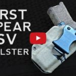 FirstSpear SSV In-The-Belt Holster
