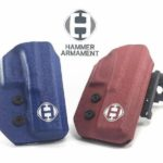 Hammer Armament Glock 17 Competition Holsters