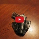 TT GunLeather Snap Removable Pancake Holster