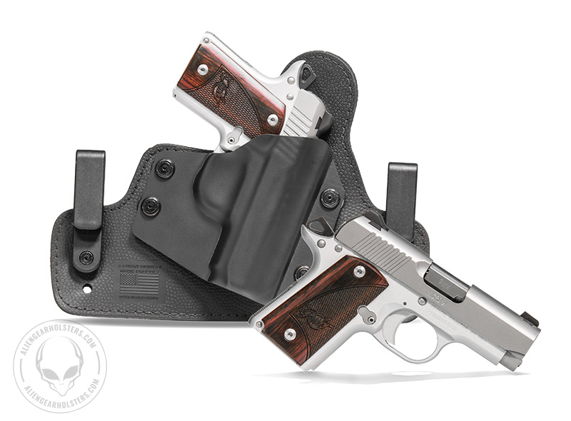 Alien Gear Holsters Kimber Micro Holsters