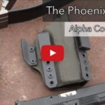 Alpha Concealment Phoenix IWB Kydex Holster