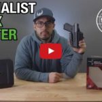 Bravo Concealment DOS Torsion Holster for Glock Pistols