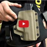 Hidden Hybrid Holsters Double Clip Hybrid Holster Review