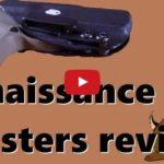 Renaissance Firearms Dante IWB Holster