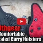 StealthGearUSA IWB Holsters - Ventcore and Revolution