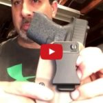 Ted Cori Kydex Holster for S&W Shield