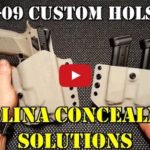 Carolina Concealment Solutions OWB Holster for CZ P-09 Tactical