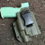 Crossfire Holsters Kydex Holster for Springfield XDm