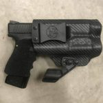 Stay Ready Gear IWB with Light Kydex Holster