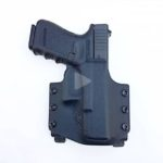 zZz Custom Works Kydex Holster with MOLLE Attachment