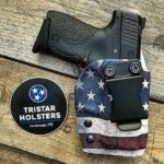 Tristar Holsters Smith and Wesson M&P Shield IWB Kydex Holster