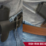 JM4 Tactical High-Ride Holster