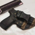 Adrian Concealment IWB Kydex Holster for Smith & Wesson Shield