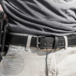 Bigfoot Gun Belts - A gun belt hefty enough to hold up under pressure