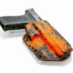 CB Kydex Holsters Sportsman Holster with Tactical Infusions Kydex