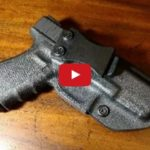 Concealment Express Glock 19 IWB Kydex Holster