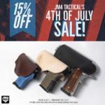 JM4 Tactical 4th of July Sale