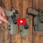 Mid Atlantic Holsters IWB Kydex Holsters for CZ Pistols