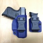 Wolf Hollow Tactical Glock 26 IWB Holster and Mag Carrier