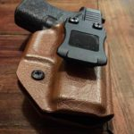 CP Kydex IWB Kydex Holster for Glock 43